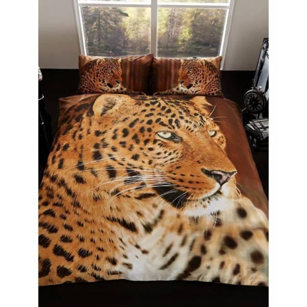 Leopard Double Bedding