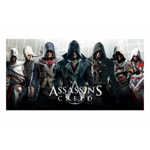 Ágynemű - Assassins Creed