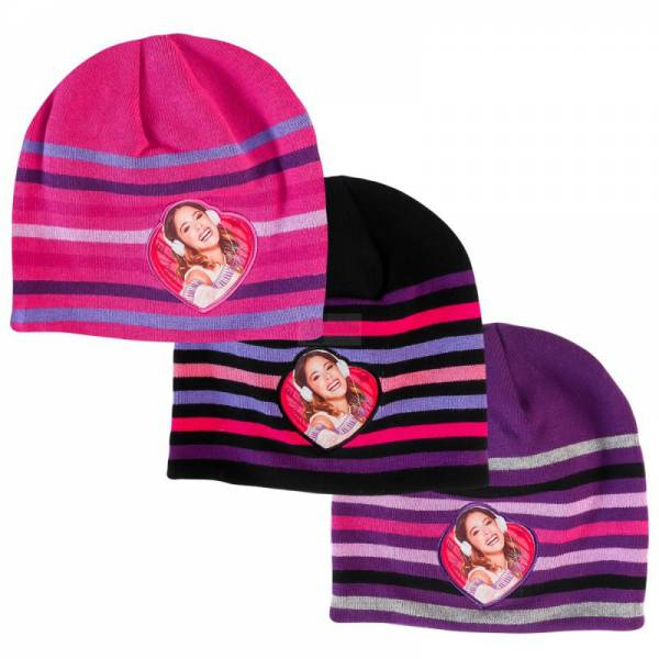 Disney Violet Black Cap