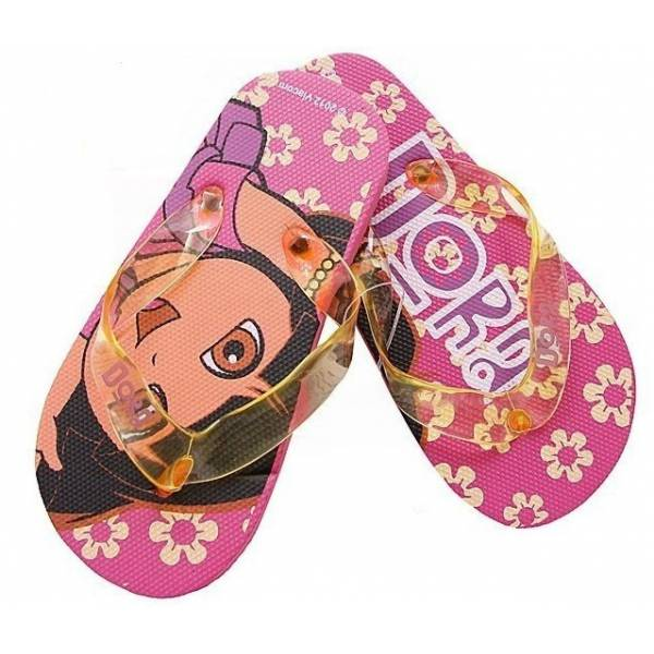 Dora girl slipper