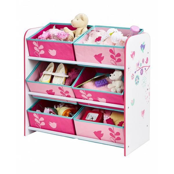 Disney Princess 6 Storage Unit
