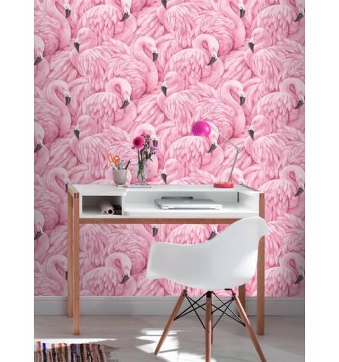 Rózsaszín Flamingó Tapéták