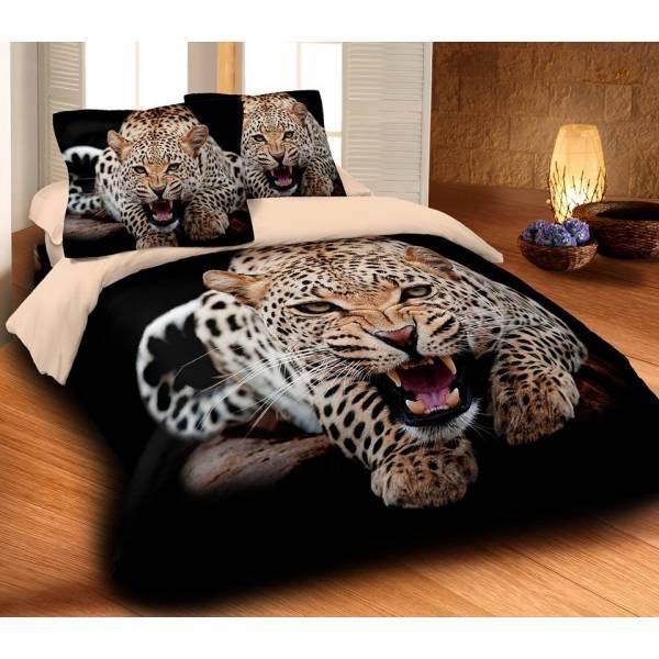 Leopard Cotton Bedding