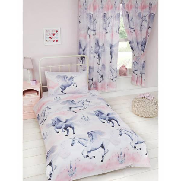 Unicorn Pink Junior Bedding