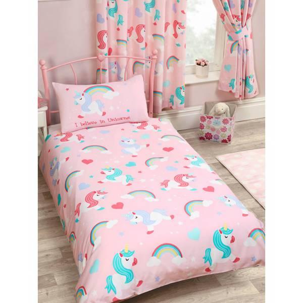 Egyszarvú Rózsaszín Ágynemű 1a5accc9a0