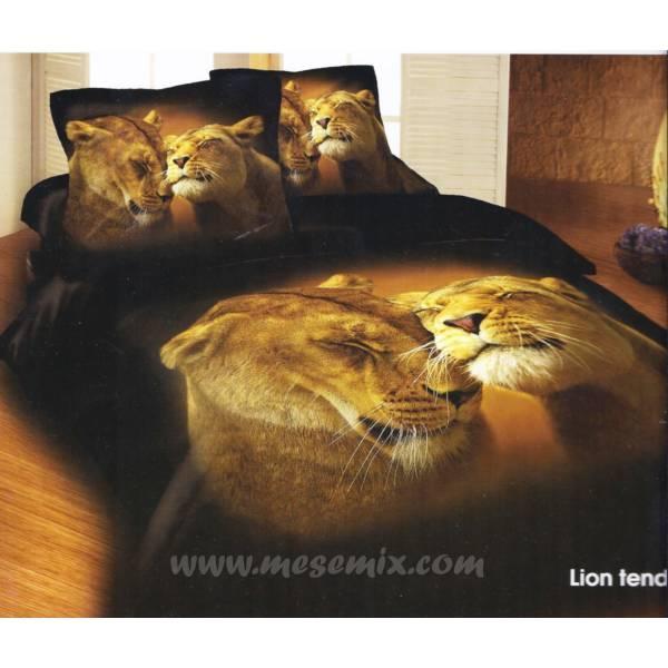 Lion Cotton Bedding