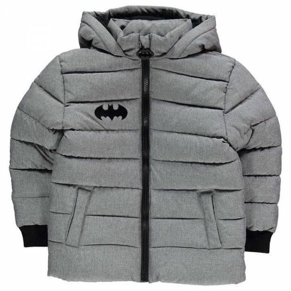 Batman Fiú Téli Kabát