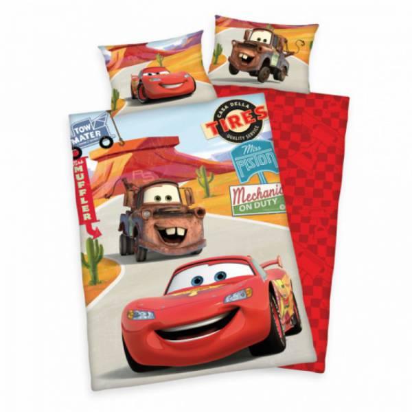 Disney Cars Grey Junior Duvet
