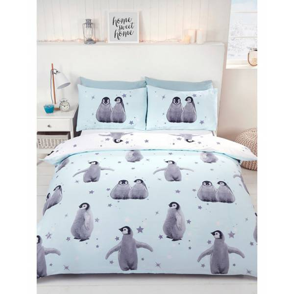 Pingvines Dupla Ágyneműhuzat