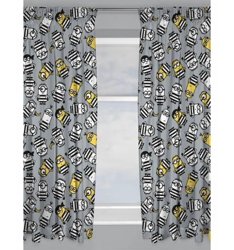 Minions-Curtain