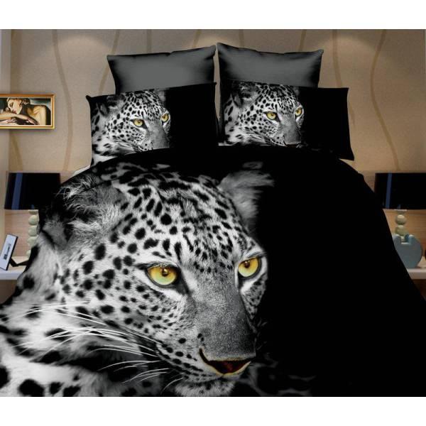 Leopard 3 D Bedding