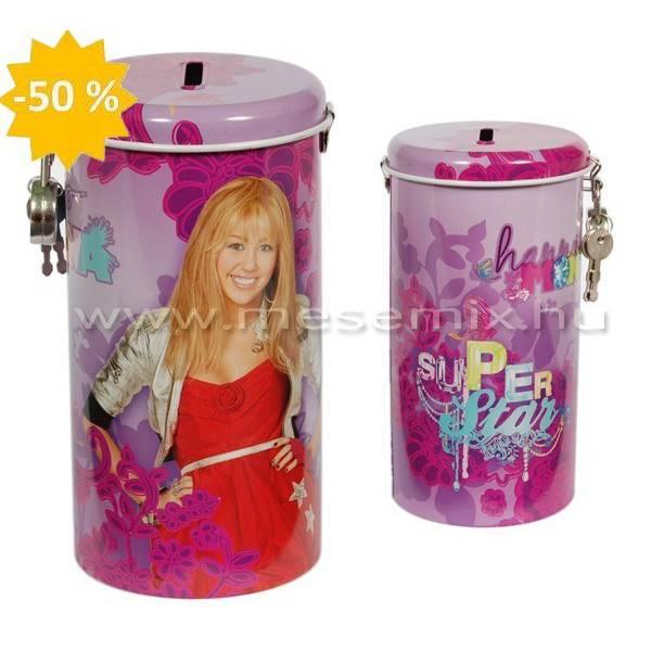 Hannah Montana - Fém persely