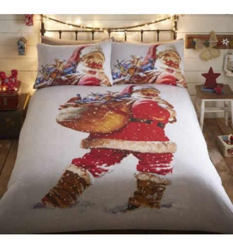 Karácsonyi Hóember Ágynemű