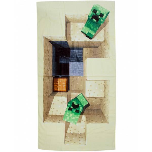 Minecraft Cotton Towel bfe223cf59