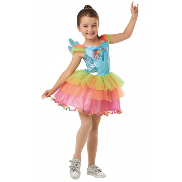 My Little Pony Costume  sc 1 st  Mesemix Webáruház & My Little Pony Rainbow Glitter Costume