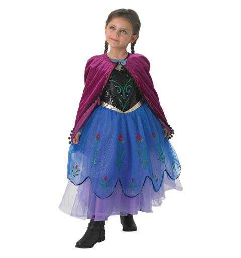 Frozen Musicial Anna Costume