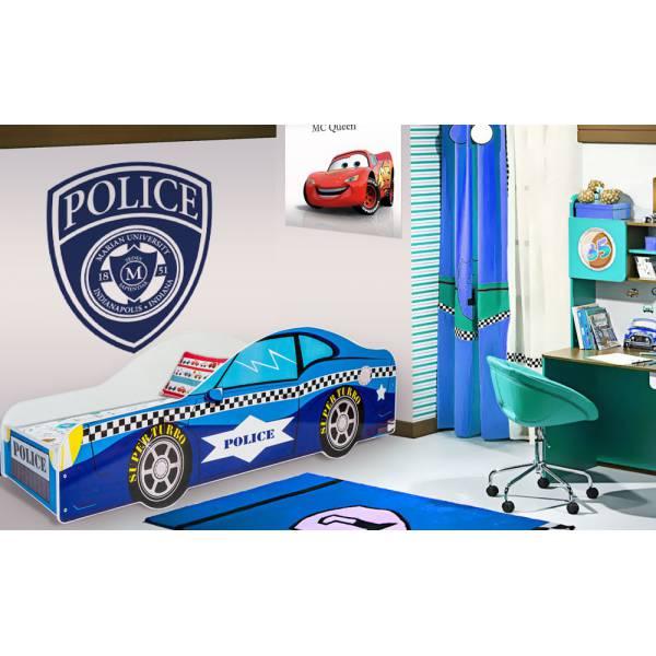 Blue Car Gyerek Ágy