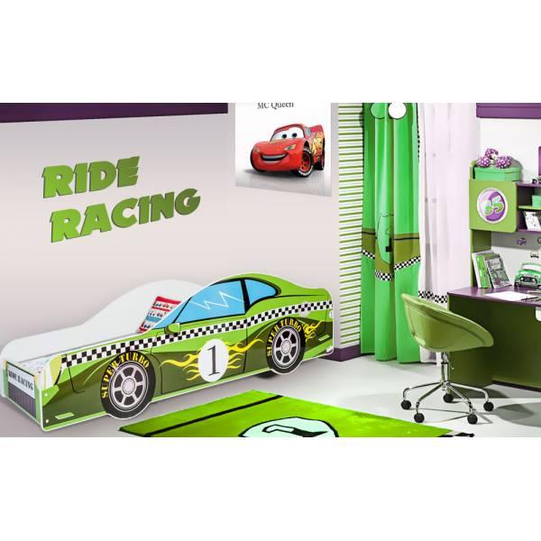 Green Car Gyerek Ágy