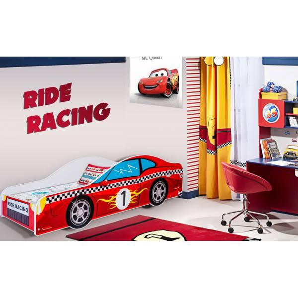 Red Car Gyerek Ágy