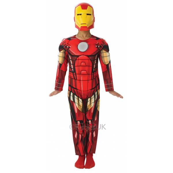 Iron Man Gyerek Jelmez