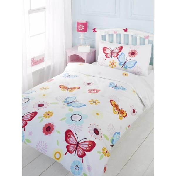 Butterfly Junior Bedding
