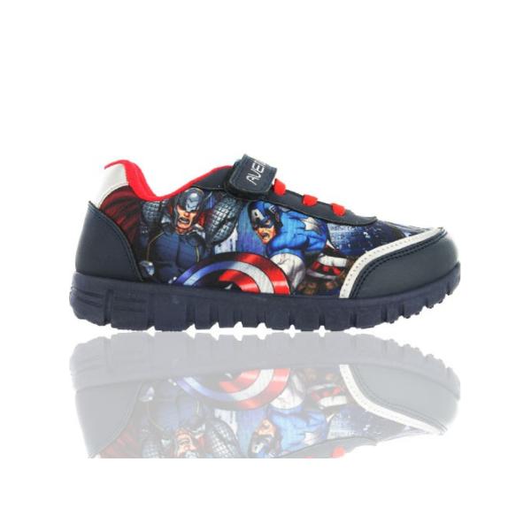 Marvel Kids High Heels Gym Shoes