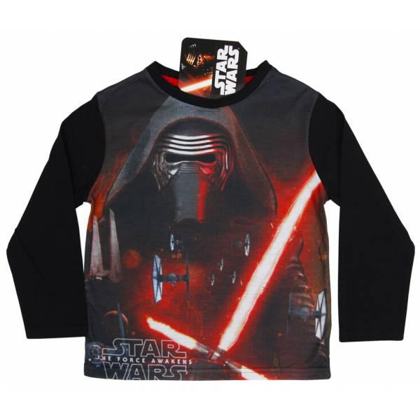 Star Wars Fekete Szuperhősök Pulóver