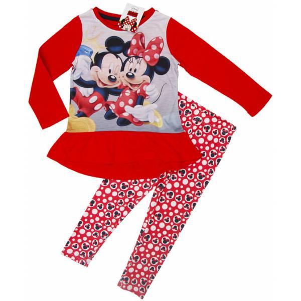 Minnie Mouse Girl Dress Set