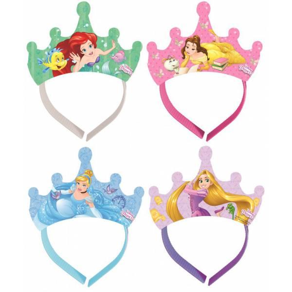 Disney Hercegnős Álarc 6 db-os