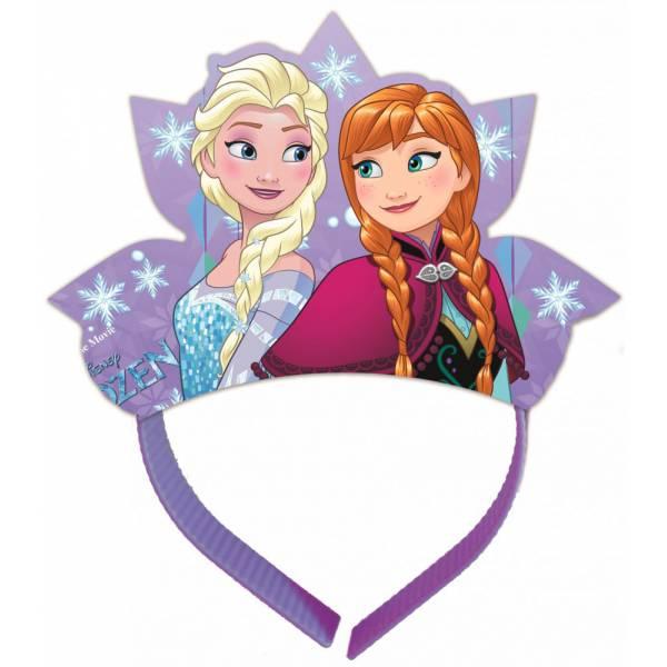 Disney Jégvarázs  Álarc 6 db-os