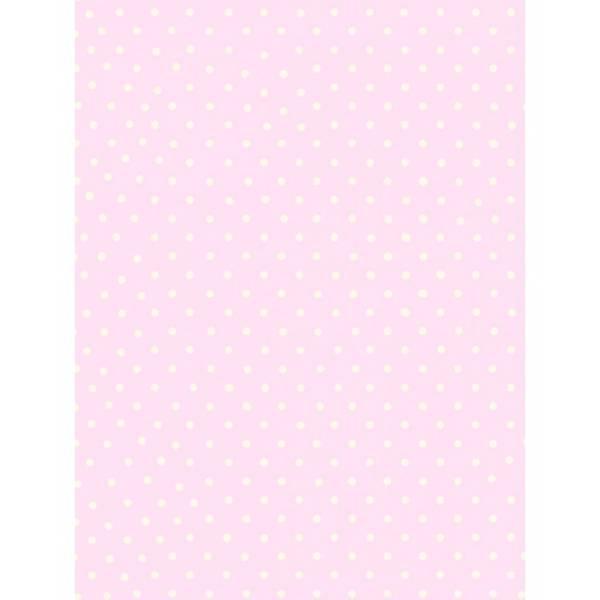 Rózsaszín Pöttyös Tapéták
