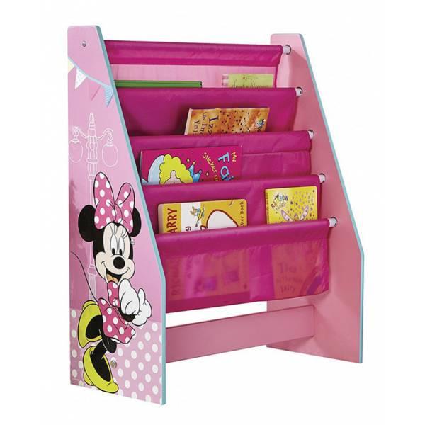 Minnie Mouse Könyv és Újság tartó