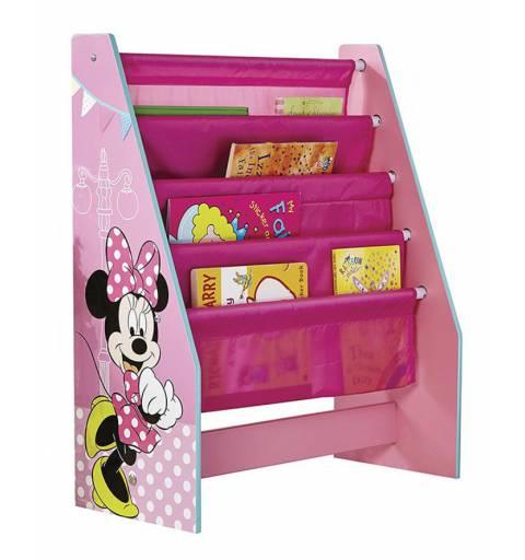 Minnie Mouse Bookcase  Newspaper Storage