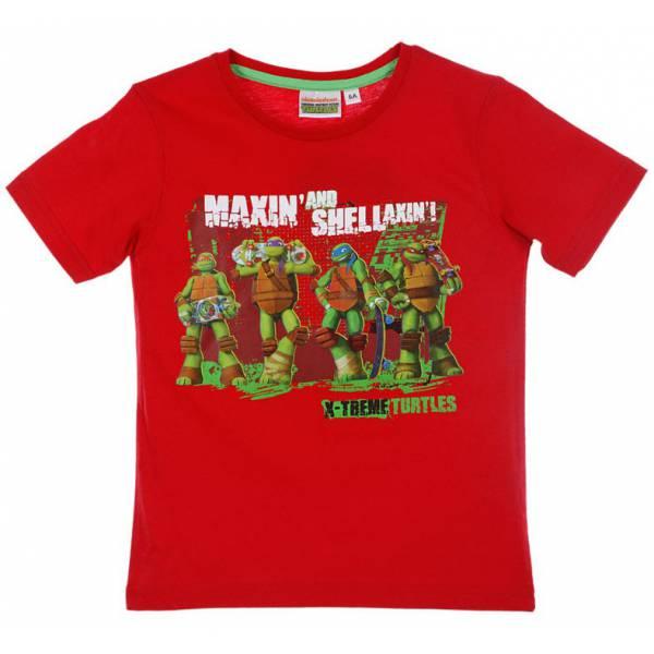 Teen Ninjas Cotton T-Shirt