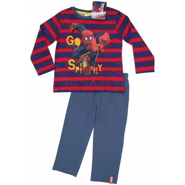 Spiderman Mesh Boy Pajamas