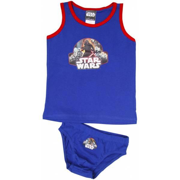 Star Wars Kék Fiú Fehérnemű Szett