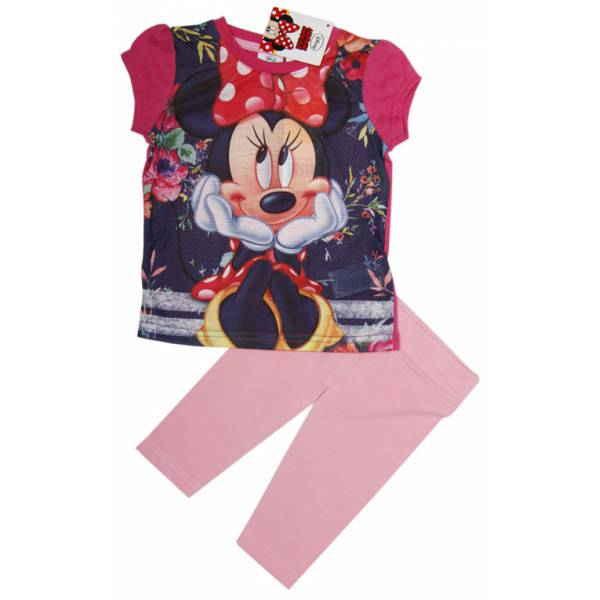 Minnie Mouse Kislány Nyári Szett