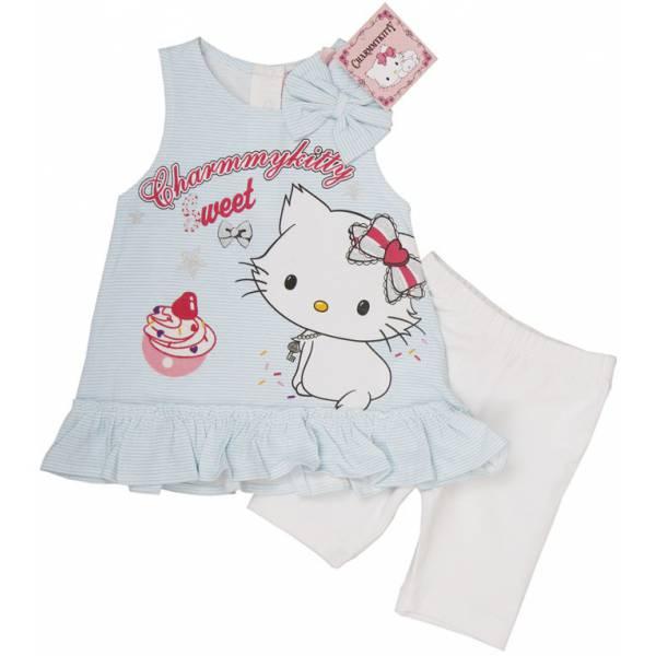 Hello Kitty Baby's Three Parts Dress Set