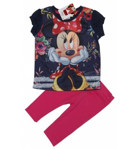 Minnie Mouse Kislány Két Részes Nyári Szett