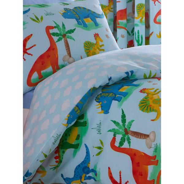 Cheerful Dinosaur Bedding