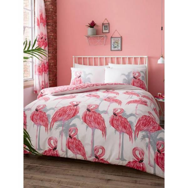 Flamingós Ágynemű