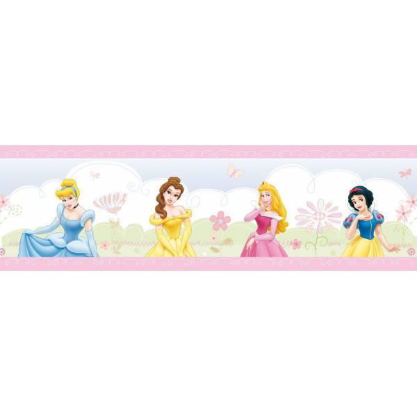 Disney Princess Pink Border