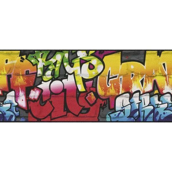Graffiti Bordűr