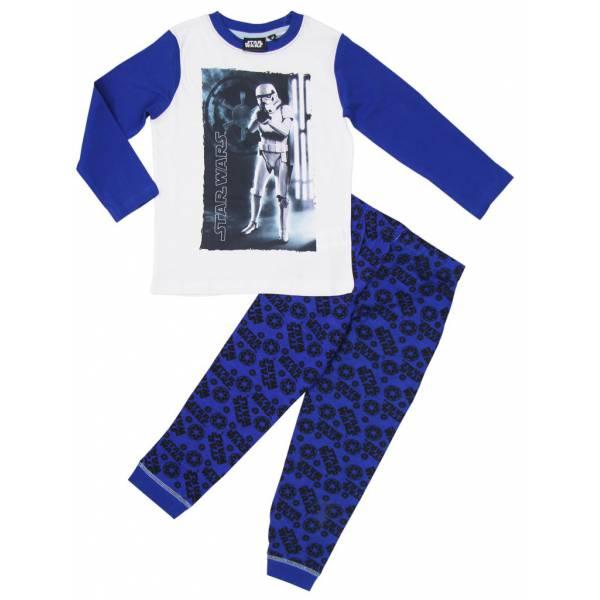 Star Wars Clon Kék Pizsama
