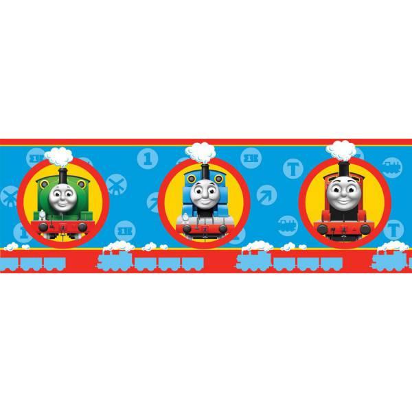 Thomas - Bordűr (sárga kék)