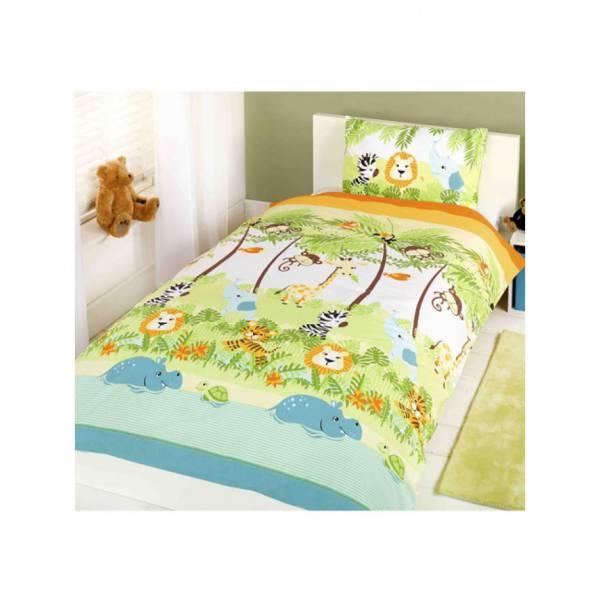 Jungle Animals Bedding