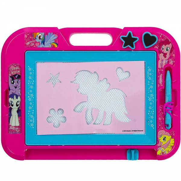 My Little Pony Mágneses Rajzasztal
