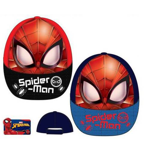 Spiderman Cap Set