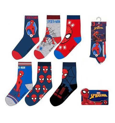 Spiderman Kids Five Seat Underwear Set