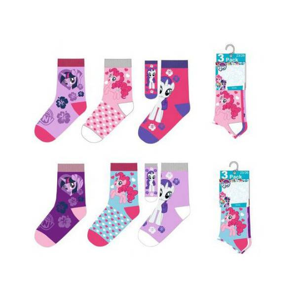 Minnie Mouse Little Girl Socks